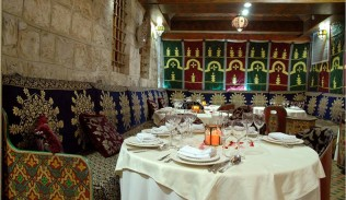 Two Traditional Menus for $75 (Value: 350 Shekels) at Darna