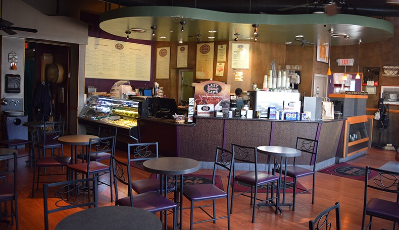 Get $10 for $7 at Lazy Bean Cafe