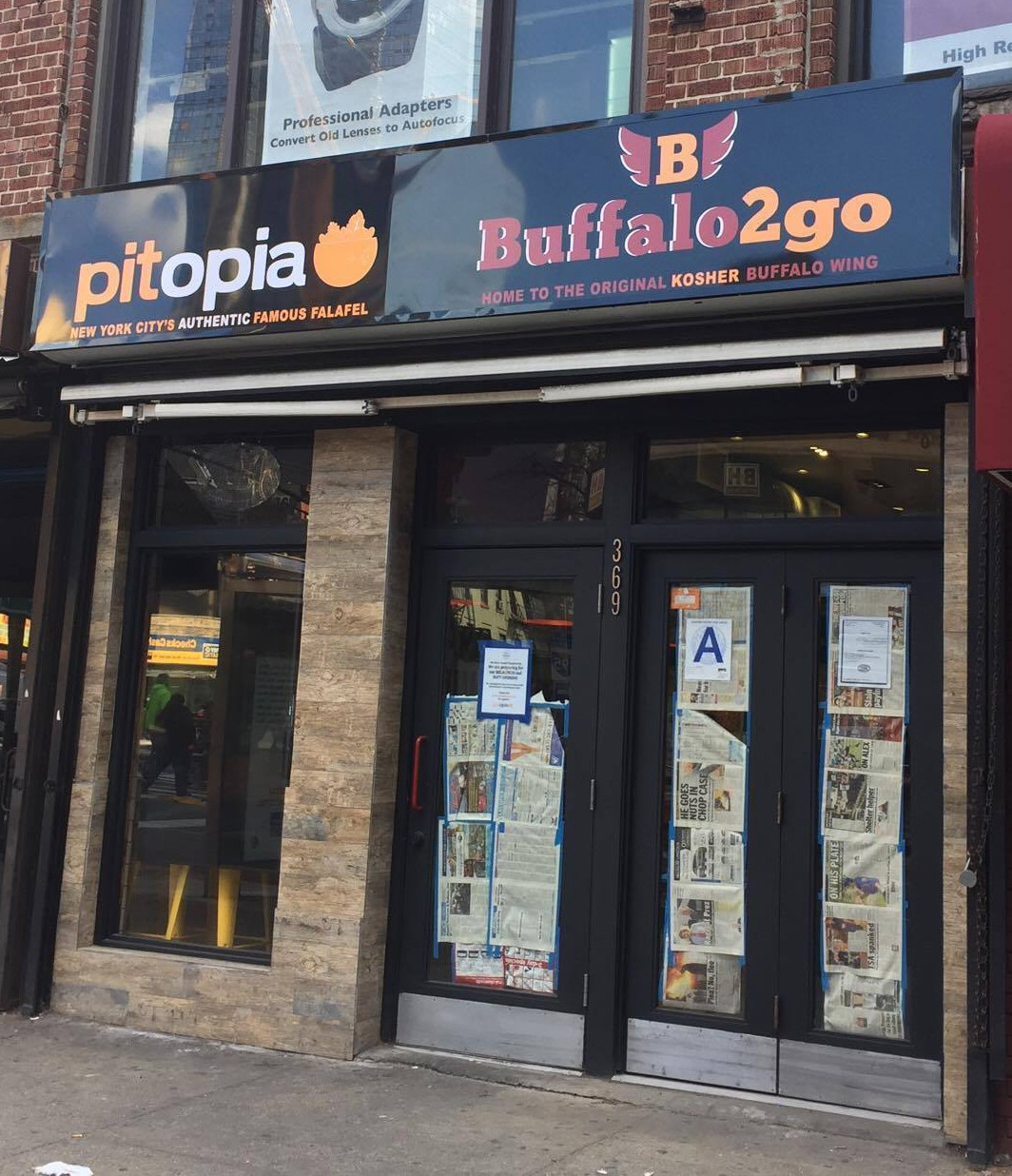 Get $15 for $10 at Pitopia / Buffalo 2 Go
