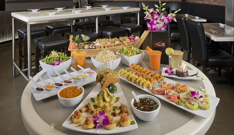 Get $50 for $40 at Sushi Tokyo (Kings Highway)