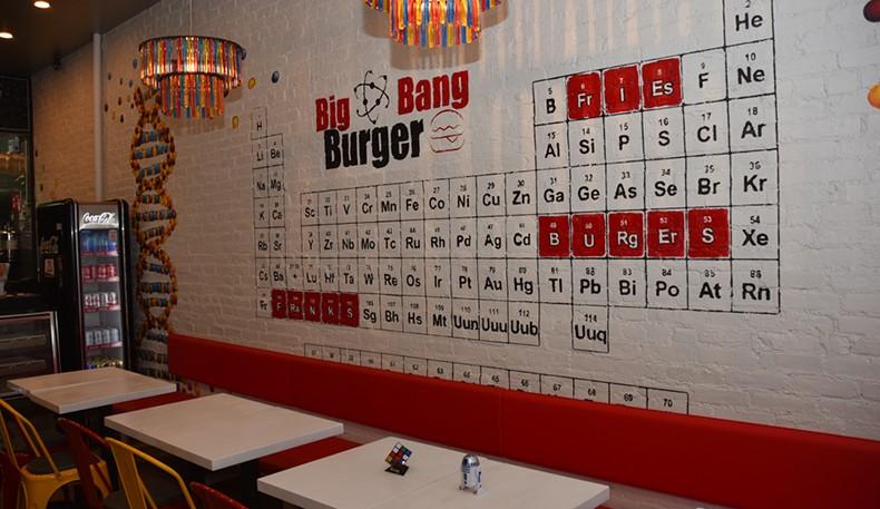 Get $25 for $18 at Big Bang Burger
