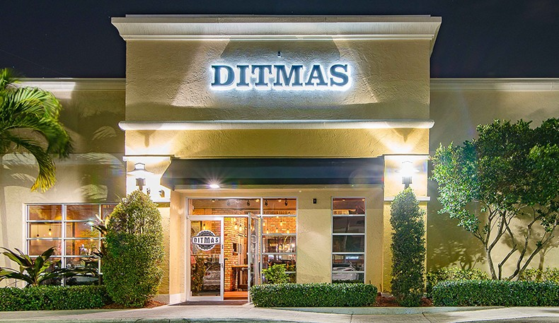 Get $100 for $84 at Ditmas Boca