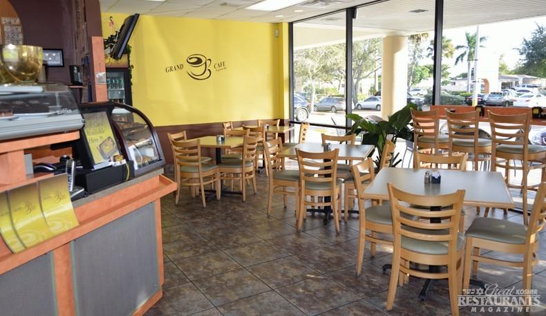 Get $50 for $40 at Grand Cafe Espresso Bar