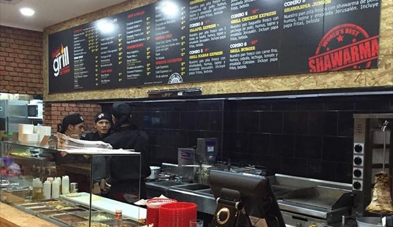Get $25 for $18 at Pita Grill East Side